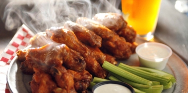 wings-beer