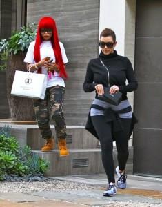 Chyna and Kim 2